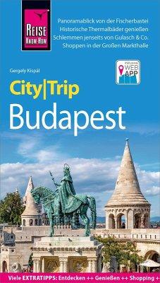 Reise Know-How CityTrip Budapest (eBook, PDF) - Kispál, Gergely