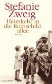 Heimkehr in die Rothschildallee / Rothschildsaga Bd.3 (Mängelexemplar)