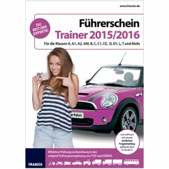 Führerschein Trainer 2015-2016 (Download für Windows)