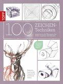 100 Zeichentechniken (eBook, PDF)