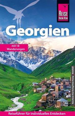 Reise Know-How Reiseführer Georgien (eBook, PDF) - Kriegenherdt, Marlies