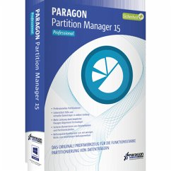 Paragon Partition Manager 15 Professional (Download für Windows)