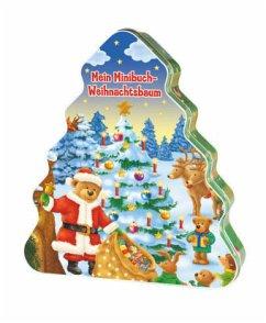 Mein Minibuch-Weihnachtsbaum