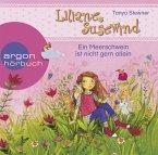 Ein Meerschwein ist nicht gern allein / Liliane Susewind ab 6 Jahre Bd.2 (Audio-CD)