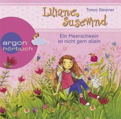 Ein Meerschwein ist nicht gern allein / Liliane Susewind ab 6 Jahre Bd.2 (Audio-CD) - Stewner, Tanya
