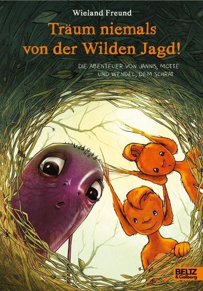 Buch-Reihe Schrat von Wieland Freund