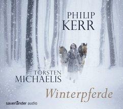 Winterpferde, 4 Audio-CDs - Kerr, Philip