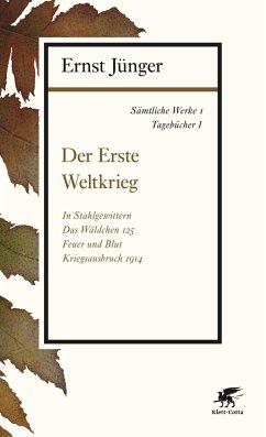 Sämtliche Werke - Band 1 - Jünger, Ernst