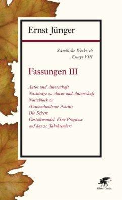 Sämtliche Werke - Band 16 - Jünger, Ernst