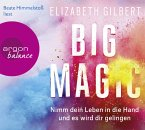 Big Magic, 3 Audio-CDs