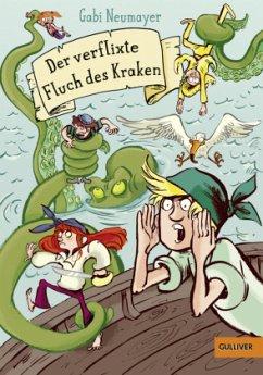 Der verflixte Fluch des Kraken / Inselpiraten Bd.2 - Neumayer, Gabi