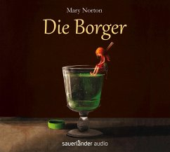 Die Borger Bd.1 (4 Audio-CDs) - Norton, Mary