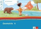 Mein Indianerheft. Geometrie 4. Übungsheft 4. Klasse