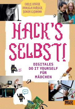 Hack's selbst! - Köver, Chris; Eismann, Sonja; Burger, Daniela