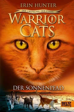 Der Sonnenpfad / Warrior Cats Staffel 5 Bd.1