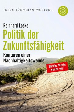 Politik der Zukunftsfähigkeit - Loske, Reinhard