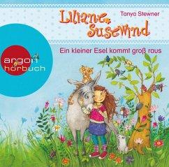 Ein kleiner Esel kommt groß raus / Liliane Susewind ab 6 Jahre Bd.1 (Audio-CD) - Stewner, Tanya