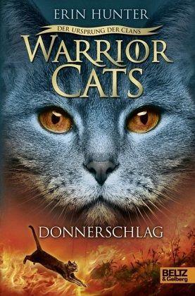 Donnerschlag Warrior Cats Staffel 5 Bd 2 Von Erin Hunter