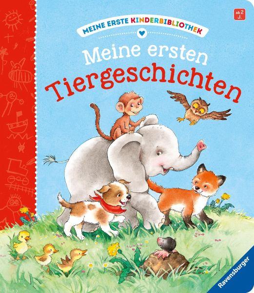 Meine ersten Tier-Geschichten - Grimm, Sandra; Szesny, Susanne