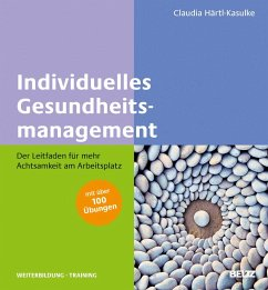 Individuelles Gesundheitsmanagement - Härtl-Kasulke, Claudia