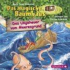 Das Ungeheuer vom Meeresgrund / Das magische Baumhaus Bd.37 (1 Audio-CD)