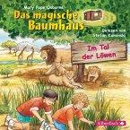 Im Tal der Löwen / Das magische Baumhaus Bd.11 (1 Audio-CD)