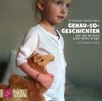 Genau-so-Geschichten, 2 Audio-CD (Neuausgabe)