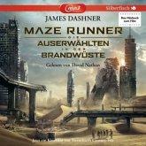 Maze Runner - In der Brandwüste / Die Auserwählten Bd.2 (2 MP3-CDs)
