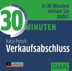 30 Minuten Verkaufsabschluss, 1 Audio-CD