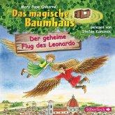 Der geheime Flug des Leonardo / Das magische Baumhaus Bd.36 (1 Audio-CD)