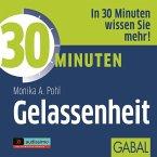 30 Minuten Gelassenheit, 1 Audio-CD