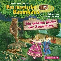 Die geheime Macht der Zauberflöte / Das magische Baumhaus Bd.39 (1 Audio-CD) - Osborne, Mary Pope