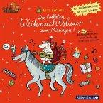 Die tollsten Weihnachtslieder zum Mitsingen, 1 Audio-CD