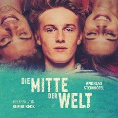 Die Mitte der Welt, 8 Audio-CDs - Steinhöfel, Andreas