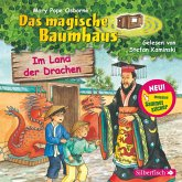 Im Land der Drachen / Das magische Baumhaus Bd.14 (1 Audio-CD)