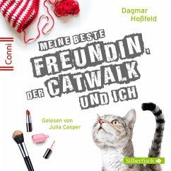 Meine beste Freundin, der Catwalk und ich / Conni 15 Bd.3 (2 Audio-CDs) - Hoßfeld, Dagmar