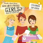 Was gibt's Neues, Girls? / Lesegören Bd.2 (2 Audio-CDs)
