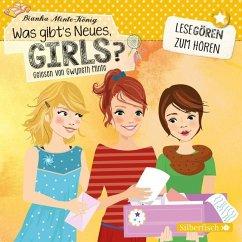 Was gibt's Neues, Girls? / Lesegören Bd.2 (2 Audio-CDs) - Minte-König, Bianka
