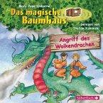 Angriff des Wolkendrachen / Das magische Baumhaus Bd.35 (1 Audio-CD)