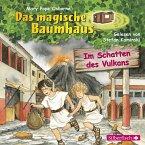 Im Schatten des Vulkans / Das magische Baumhaus Bd.13 (1 Audio-CD)
