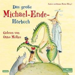 Das große Michael-Ende-Hörbuch, 4 Audio-CDs - Ende, Michael