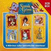 3-CD Hörspielbox, / SimsalaGrimm Vol. 1 3 (Audio-CDs)