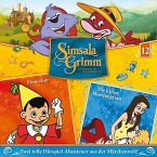 Pinocchio, Die kleine Meerjungfrau / SimsalaGrimm Bd.12 (1 Audio-CD)