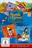 SimsalaGrimm Folge 12: Pinocchio / Die kleine Meerjungfrau