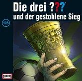 Der gestohlene Sieg / Die drei Fragezeichen - Hörbuch Bd.176 (1 Audio-CD)