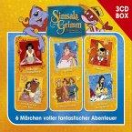 3-CD Hörspielbox / SimsalaGrimm Bd.Vol.4 (3 Audio-CDs)