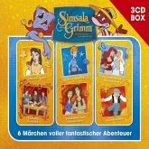 3-CD Hörspielbox, / SimsalaGrimm Vol.3 (3 Audio-CDs)