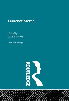 Laurence Sterne (eBook, PDF)