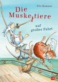 Die Muskeltiere auf großer Fahrt / Die Muskeltiere Bd.2
