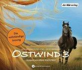 Aufbruch nach Ora / Ostwind Bd.3 (4 Audio-CDs)